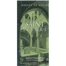 Saint Pierre - 2014 - Clairette/chardonnay