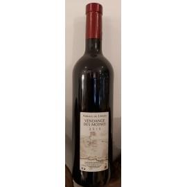 Vendange des moines 2014 - 3+1 bouteilles 75 cl