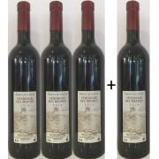 Vendange Moines 2014 - 3+1 bouteilles 75 cl