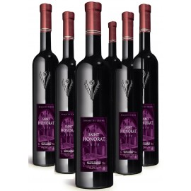 SAINT HONORAT - Syrah 2018 x6