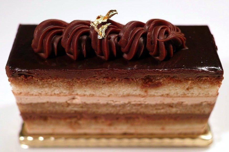 Accord Met Vin Opéra Chocolat